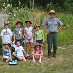 Be A Junior Ranger Icon
