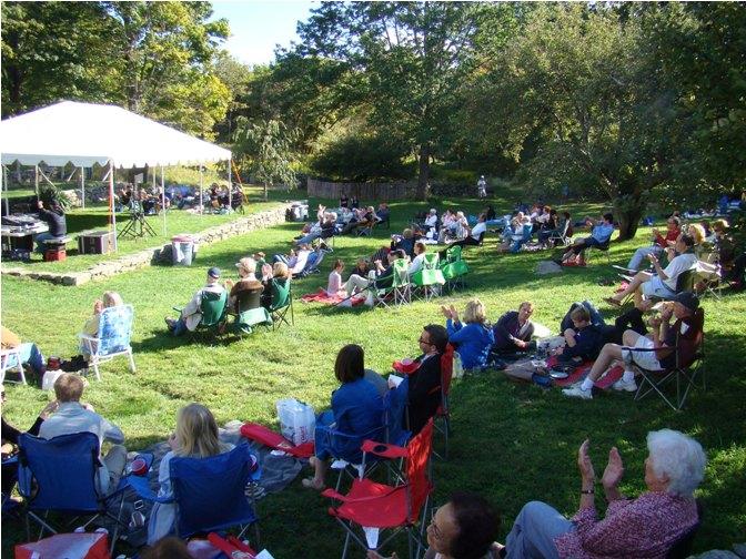19th Annual Jazz in the Garden Concert - Weir Farm National Historic ...