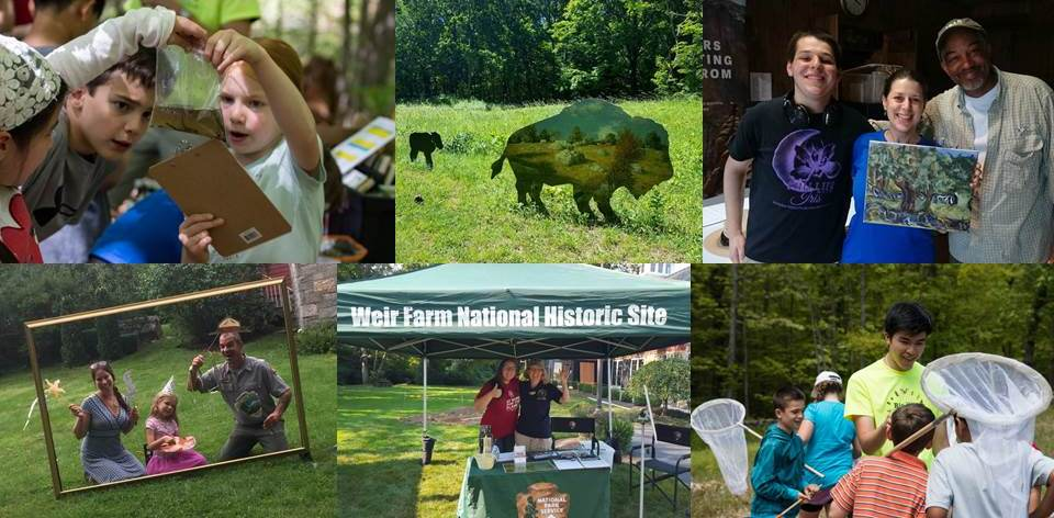 A variety of NPS programs hosted by Weir Farm NHS