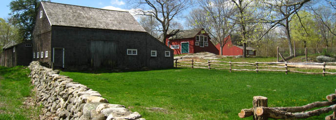 Weir Barn and Studio.