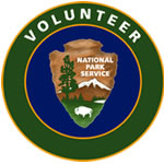 National Park Service volunteer logo