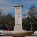 Butt-Millet Memorial Fountain