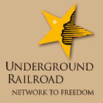 Logo of the Underground Railroad program.