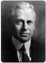 Stephen Tyng Mather First Director of the National Park Service 1916-1929