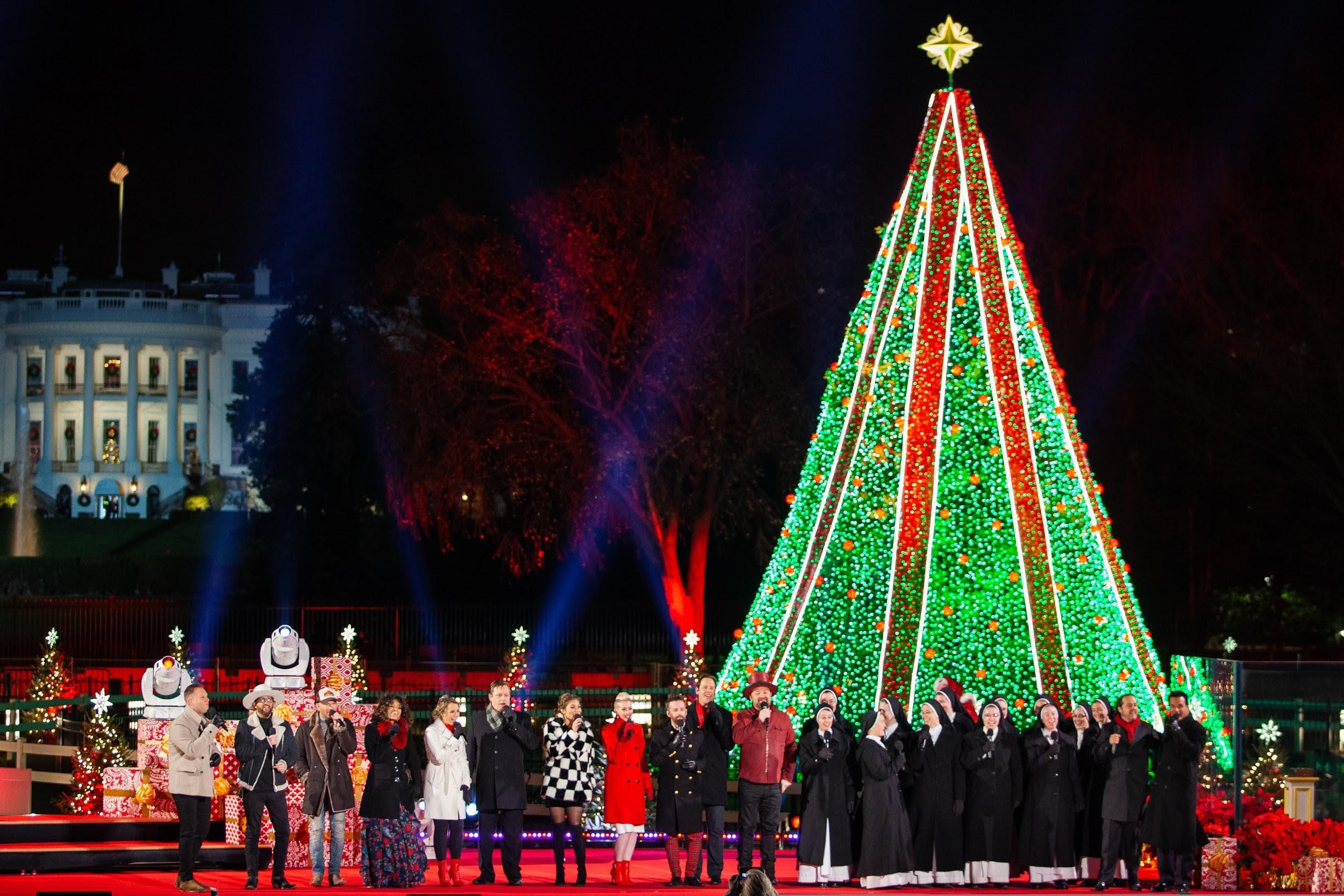 National Christmas Tree Lighting.Save The Date For The 2019 National Christmas Tree Lighting
