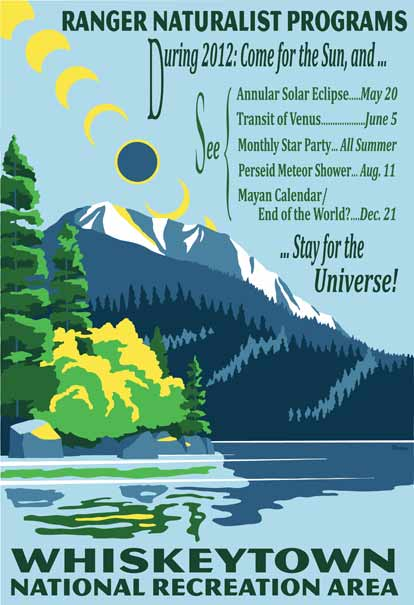 Whiskeytown's Sky Ranger Programs and Special Events