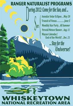 Whiskeytown celestial artwork by Dr. Tyler Nordgren