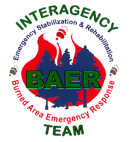 Burned Area Emergency Response Team Logo