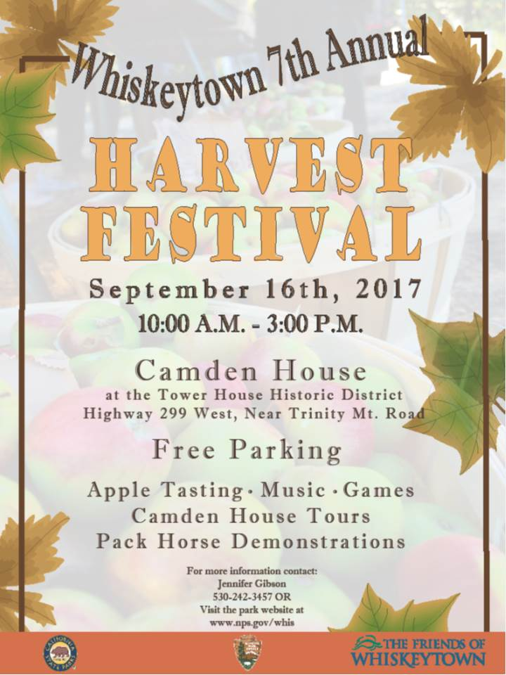 Harvest Festival 7th Annual 2017