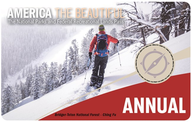 2020 America the Beautiful Annual Pass