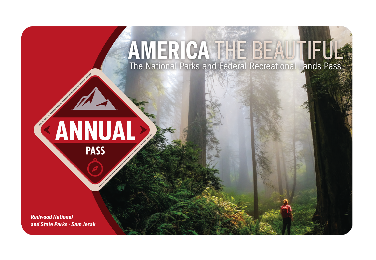 2021 America the Beautiful Annual Pass