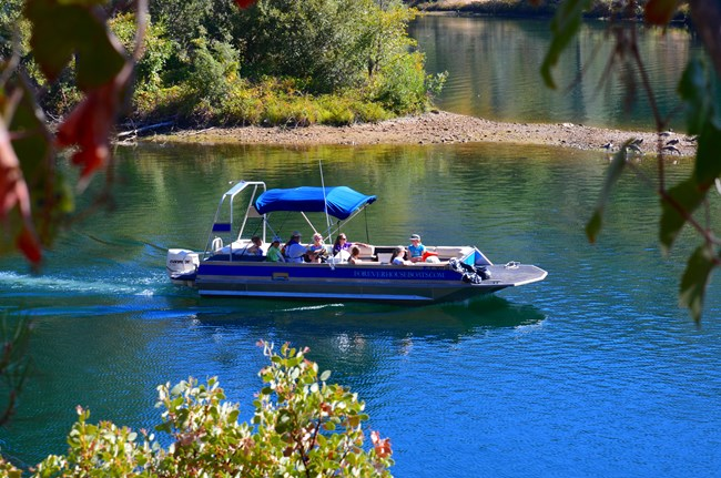 Whiskeytown Marina (Forever Resorts) rental boat
