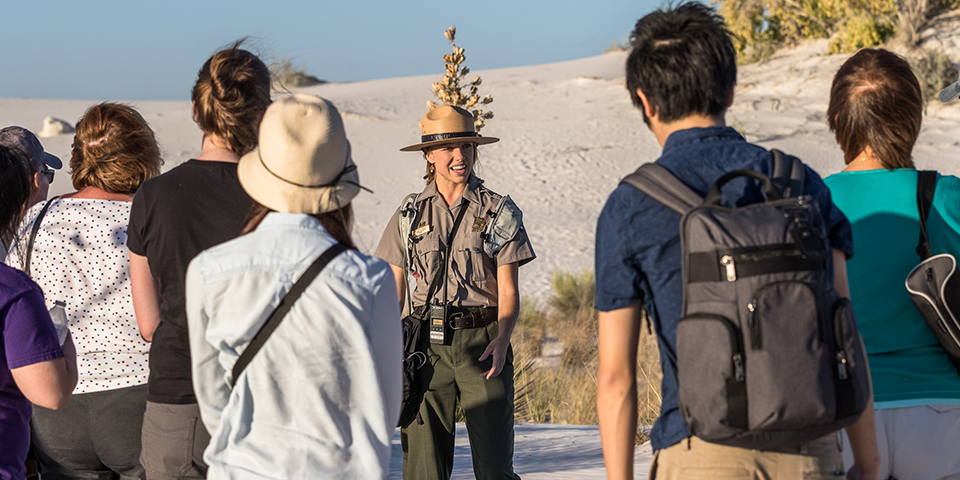 Federal Job Opportunities White Sands National Monument U S National Park Service