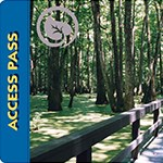 : Image of federal access pass