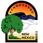 Logo for the city of Alamogordo