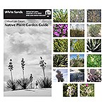 Image of native plant garden guide publication