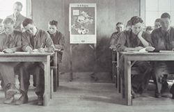 CCC men also attended classes