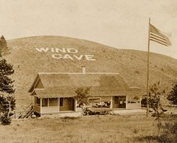Wind Cave National Park's First Visitor Center