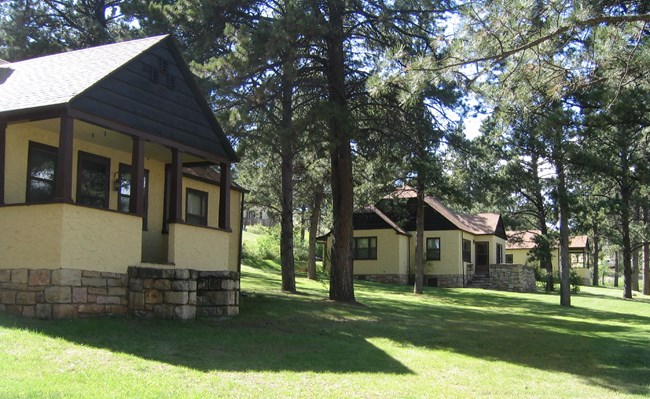 Historic CCC-era housing