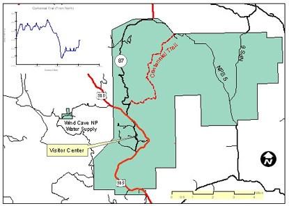 Centennial Trail Wind Cave National Park U S National Park Service