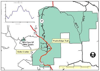 Prairie Vista Nature Trail Wind Cave National Park U S National Park Service