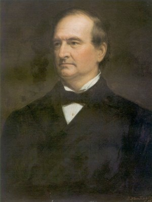 Portrait of Alphonso Taft