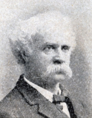 Edward F Underhill around fifty years old