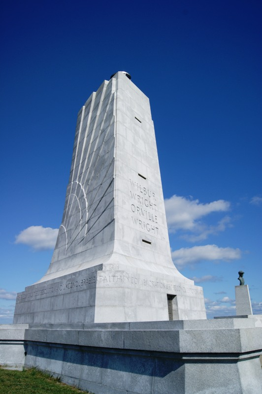 �fee free� holiday weekend at wright brothers national