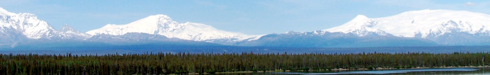 Wrangell Mountain Range