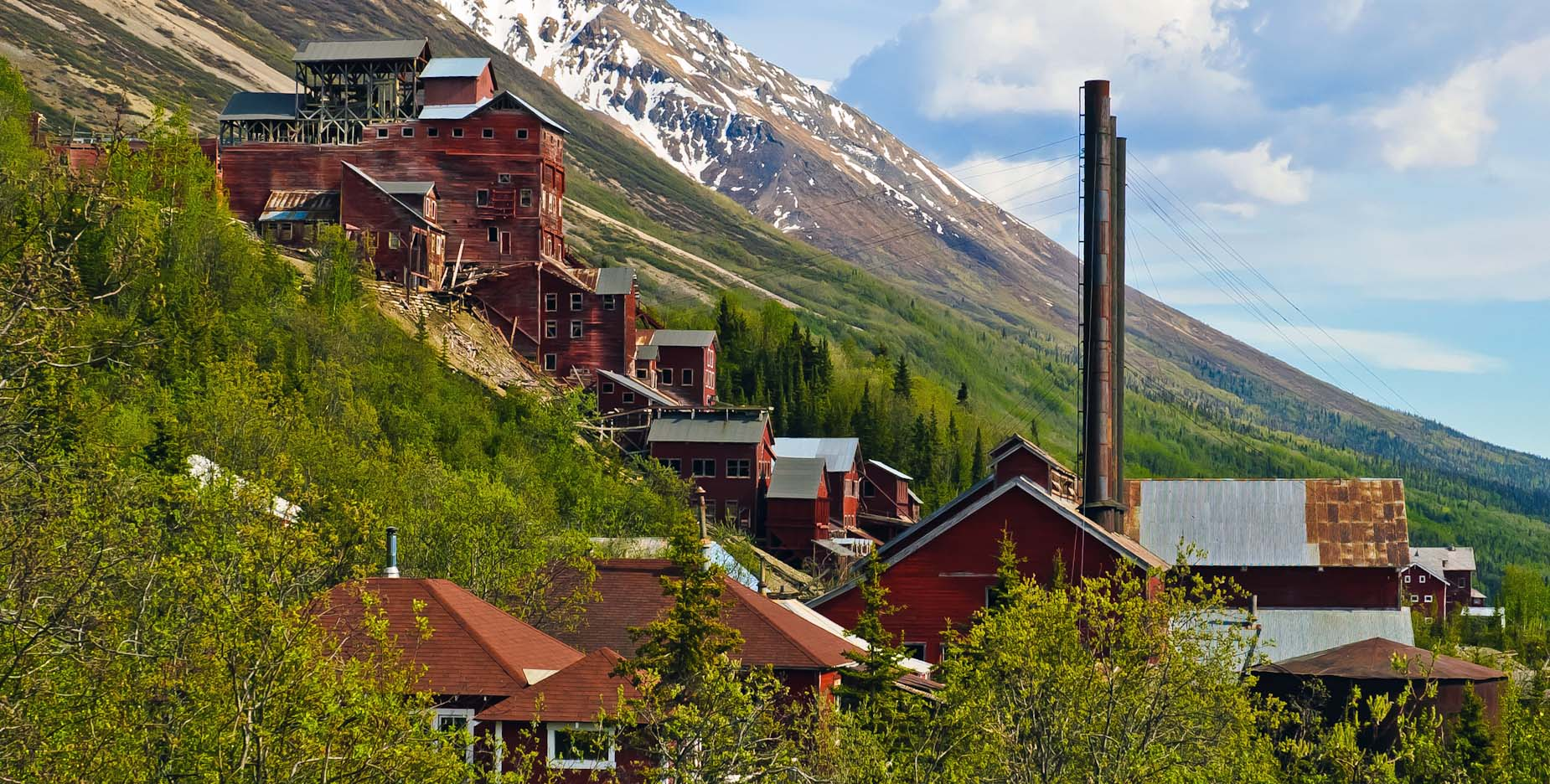 Kennecott- North End of Town