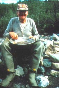 Collection Regulations and Gold Panning - Wrangell - St