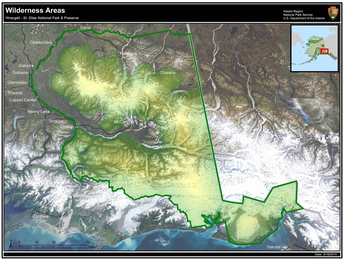 WRST Wilderness Areas
