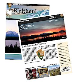 Previous Issues of our park visitor guide