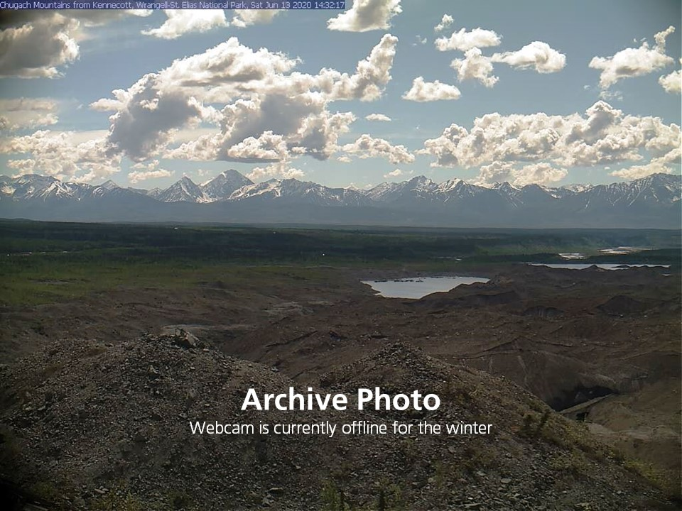 Kennicott Glacier and the Chugach Range preview image