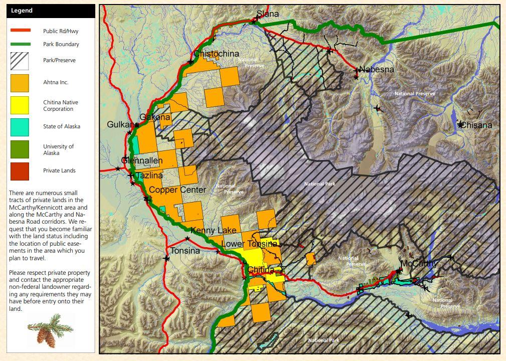 Land Status Map - Land Status map