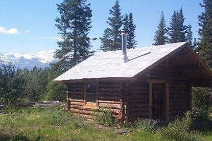 Backcountry Cabins Wrangell St Elias National Park