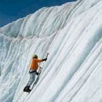 Learn how to ice climb!