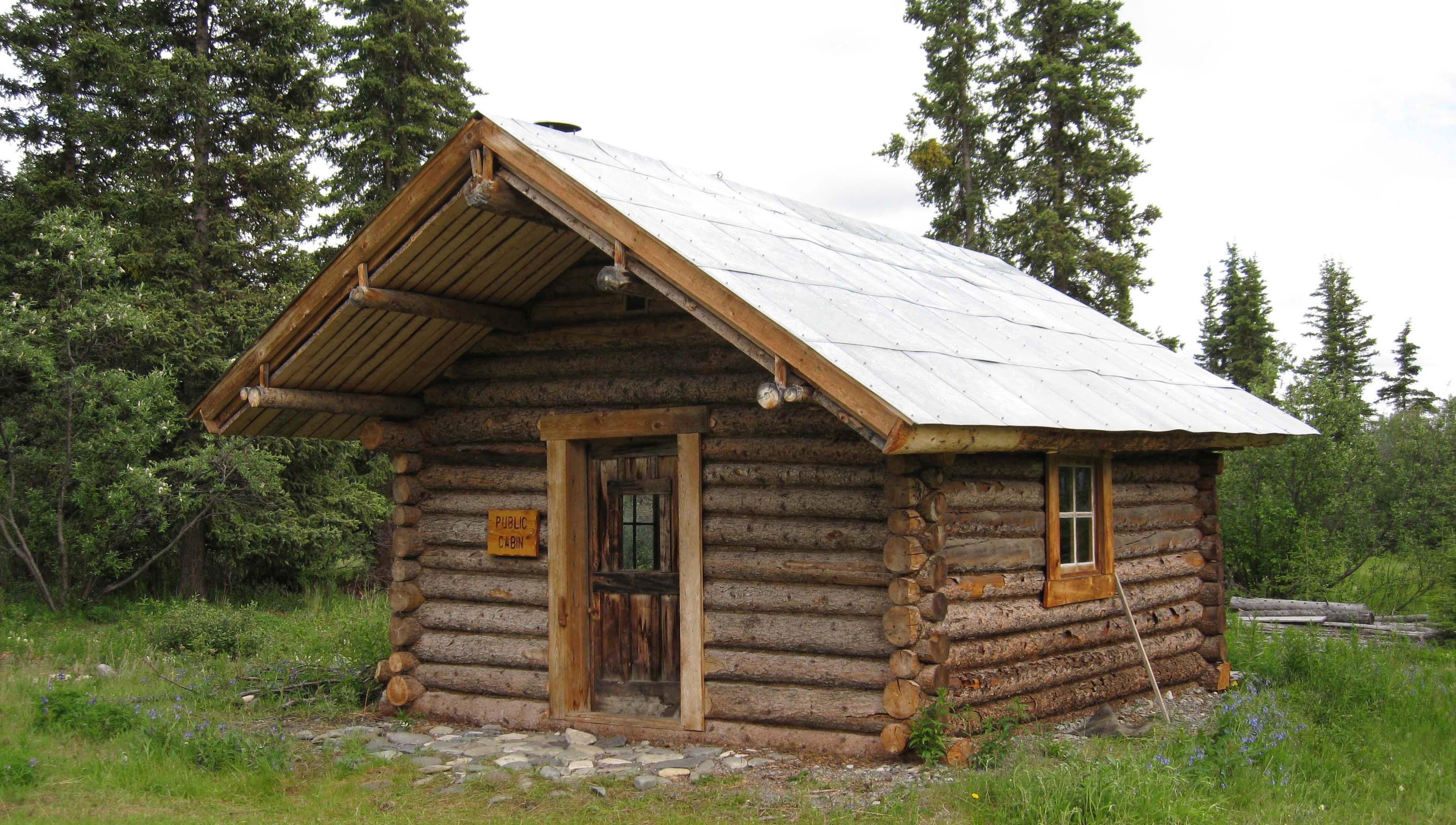 Too Much Johnson Cabin - Wrangell - St Elias National Park ...
