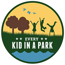 Every Kid in a Park logo featuring children playing in a park.