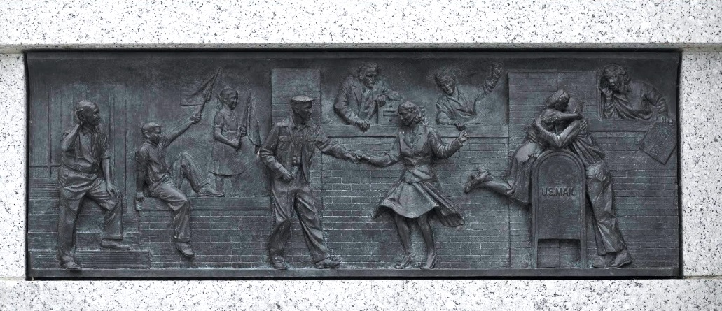 V E Day World War Ii Memorial Us National Park Service