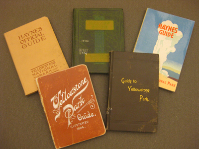 A sample of the Haynes Guides in the Research Library's collection.