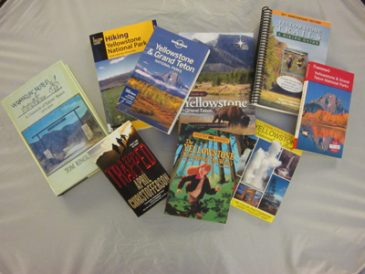 New Books in the Yellowstone Research Library