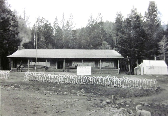 Roosevelt Lodge, circa 1921