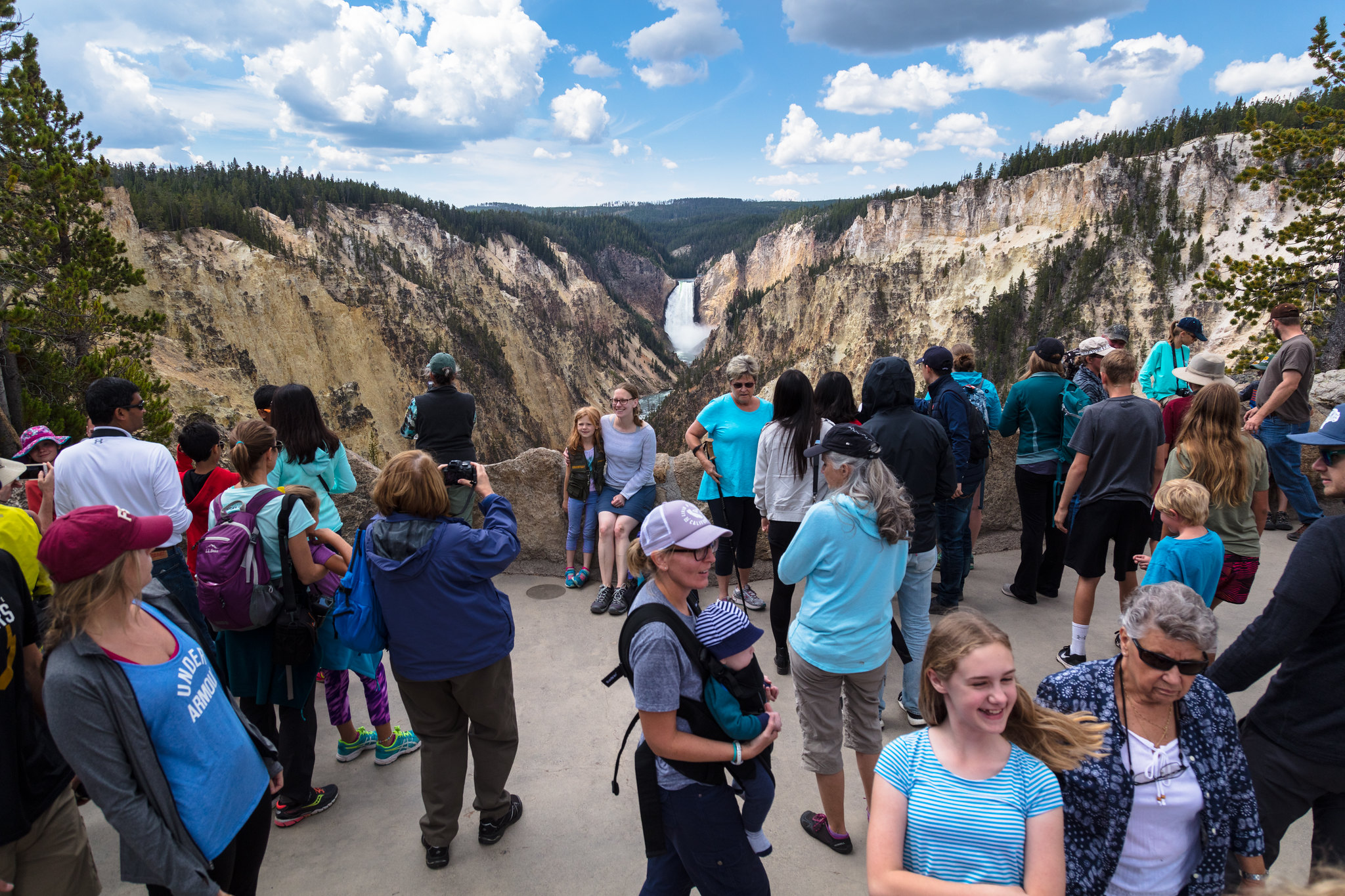 2019 Yellowstone visitation at lowest level since 2014 - Yellowstone National Park (U.S. National Park Service)
