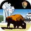 NPS Yellowstone National Park app icon