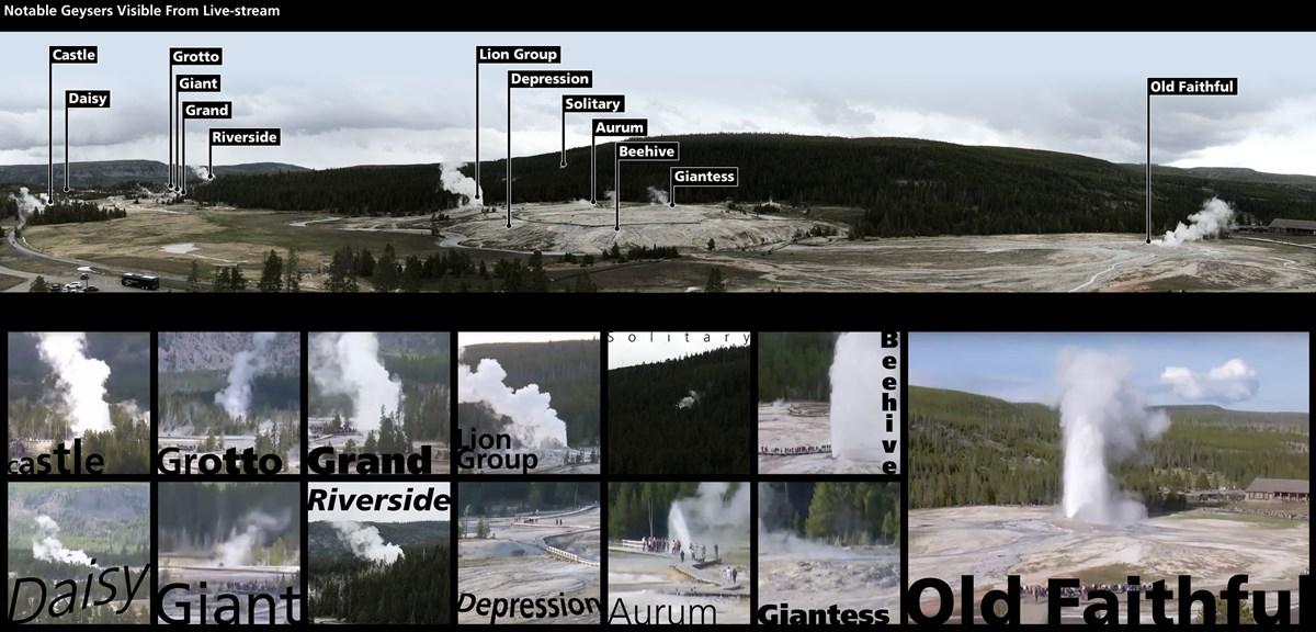 Webcams - Yellowstone National Park (U S  National Park Service)