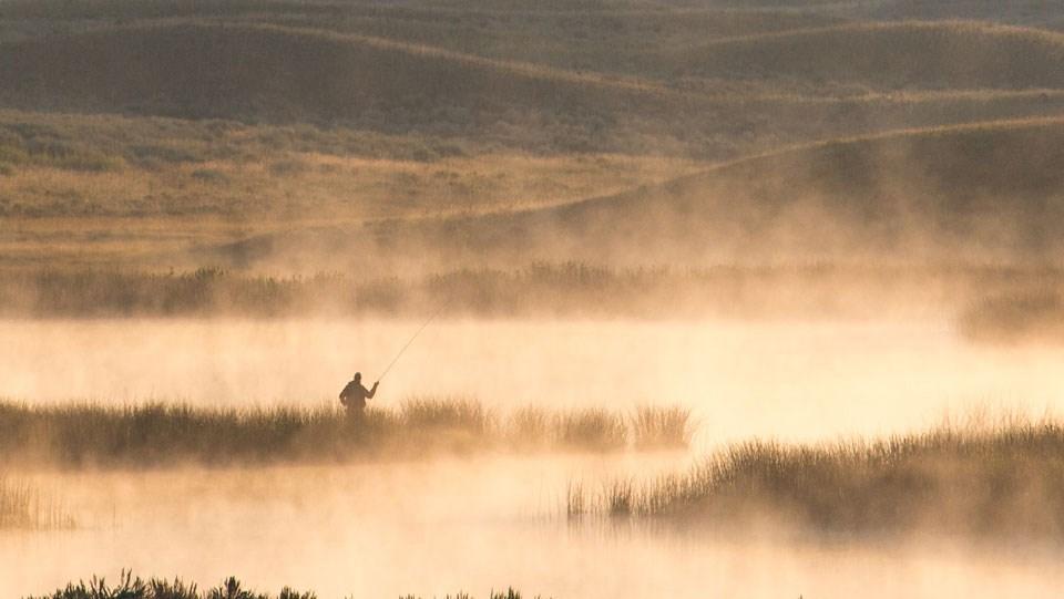 Fishing - Yellowstone National Park (U.S. National Park Service)