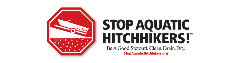 Stop Aquatic Hitchhikers - Be A Good Steward - Clean Drain Dry - StopAquaticHitchhikers.org