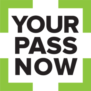 Your Pass Now Logo