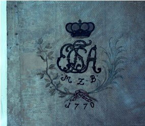 1781 Anspach unit flag